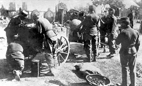 100 lat temu w Załężu
