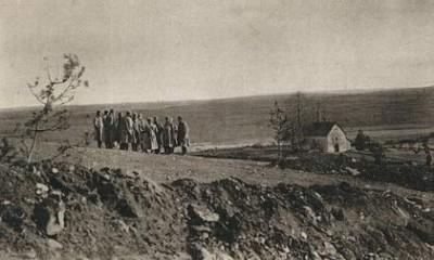 NARADA SZTABU AUSTRIACKIEGO 9.XI.1914R RANO OBECNY PIŁSUDKI