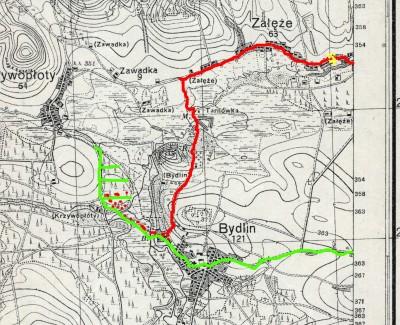 1:25 000 - Mapa Szczegolowa Polski (Detailed Map of Poland)