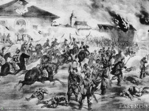 Epizod Powstania Styczniowego 1863 r. z naszej okolicy