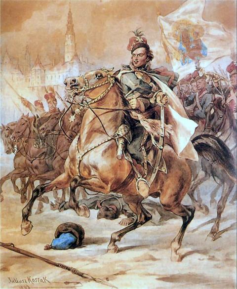 Konfederacja Barska – Kazimierz Puławski