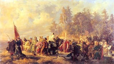 Konfederacja Pieśń Konfederacji Barskiej - Słowacki