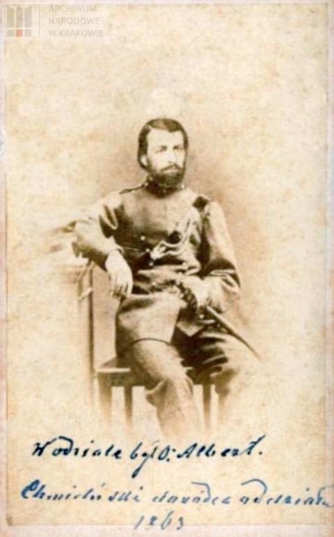 Historia z pewnego zdjęcia z Powstania Styczniowego 1863 r.